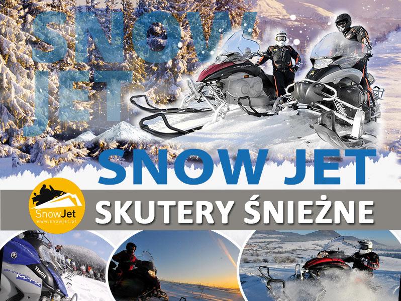 Skutery śnieżne tylicz