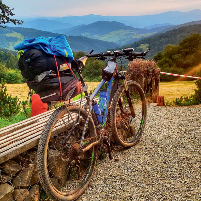 VeloKrynica-rower