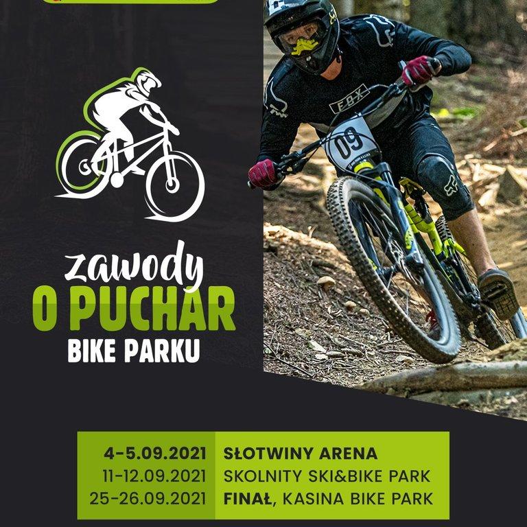 Zawody o Puchar Bike Parku Słotwiny