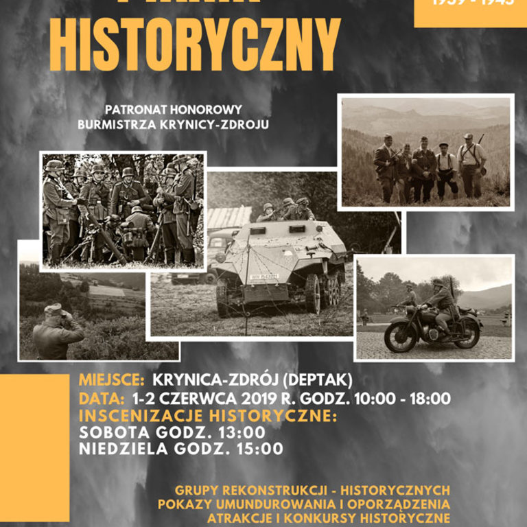 Weekend z Historią - Piknik Historyczny