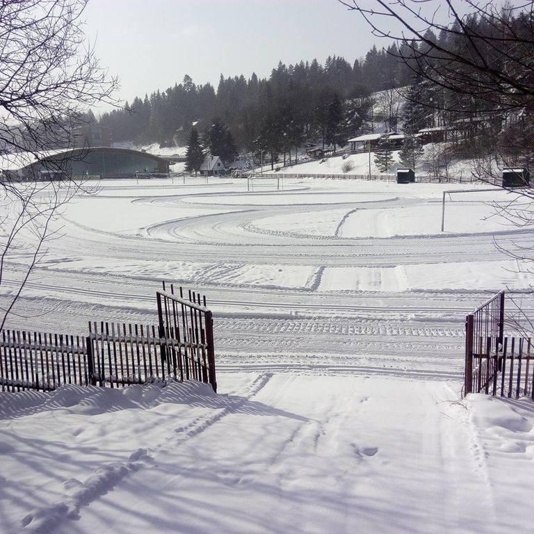 Biegówki Tylicz - Krynica. Trasy biegowe.