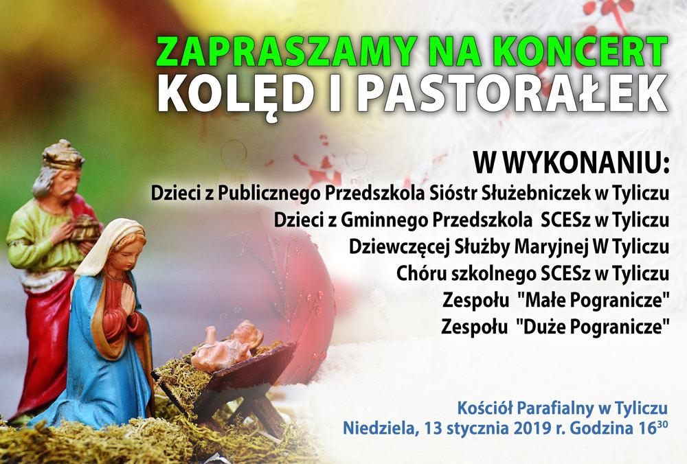 Koncert  Kolęd i Pastorałek photo