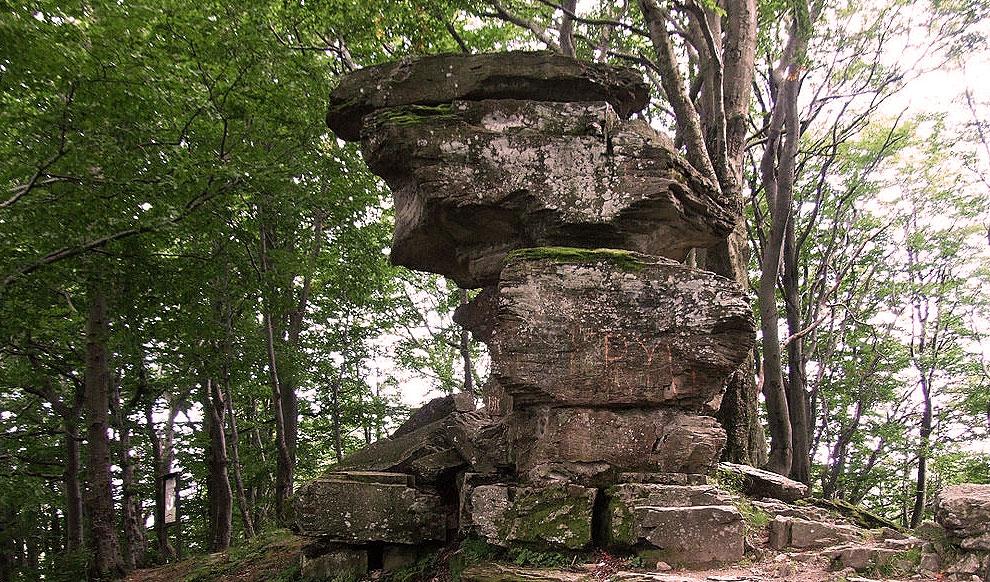 Kamień Diabelski - Jaworzyna krynicka photo