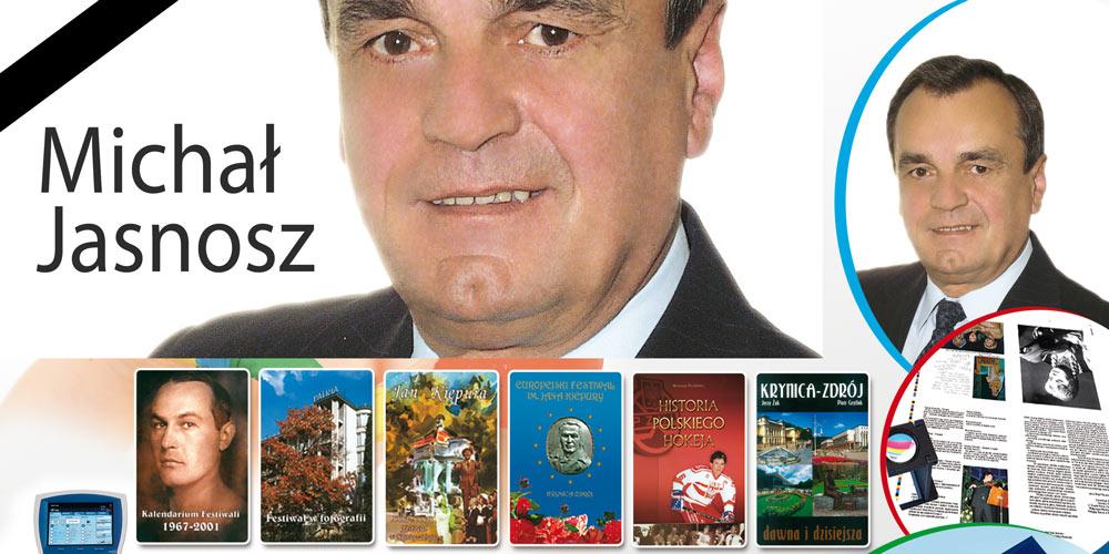 Michał Jasnosz zmarł 2019 photo