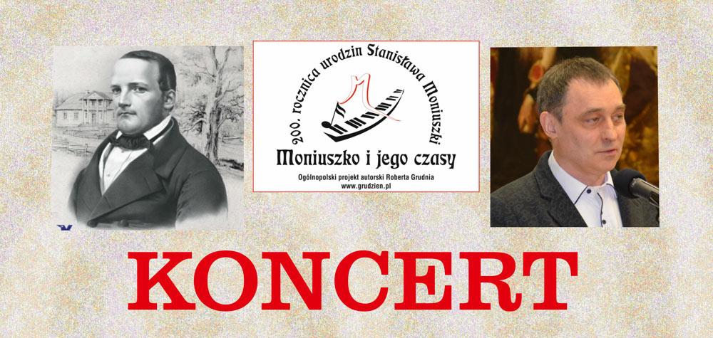 Moniuszko i jego czasy. Koncert w Kościele Zdrojowym. photo