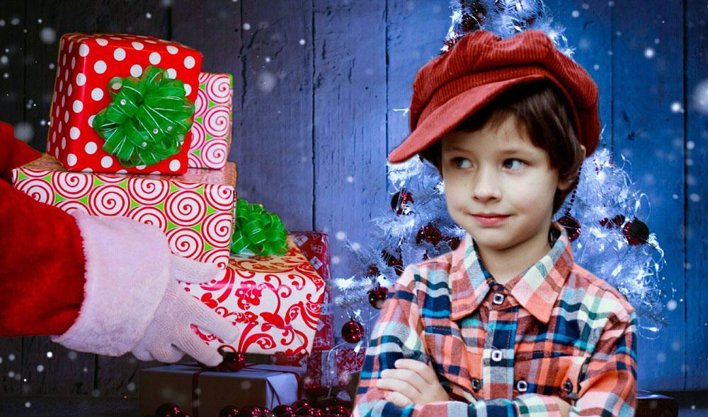 Spotkanie z Mikołajem na Górze Parkowej  photo