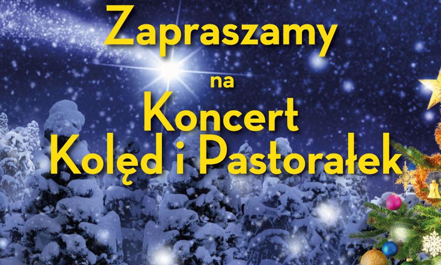 Zapraszamy na Koncert Kolęd i Pastorałek  photo