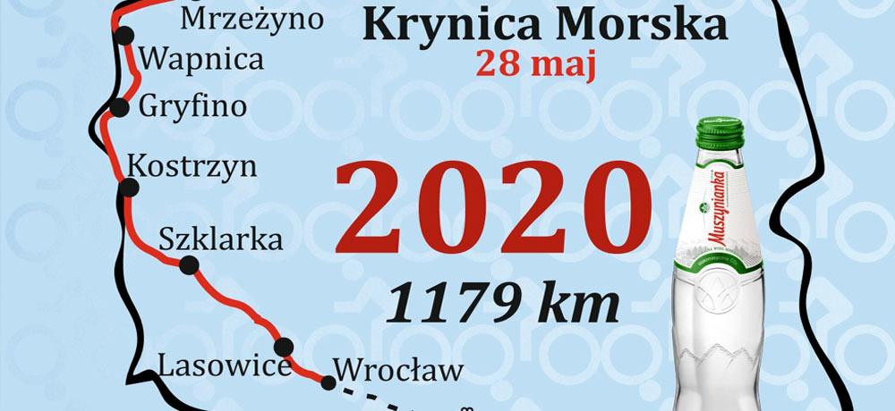 V Krynicki Rajd Rowerowy 2020 photo