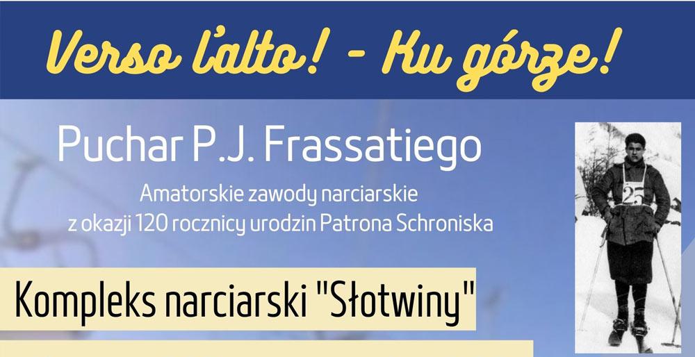 Zawody narciarskie o puchar Frassatiego photo