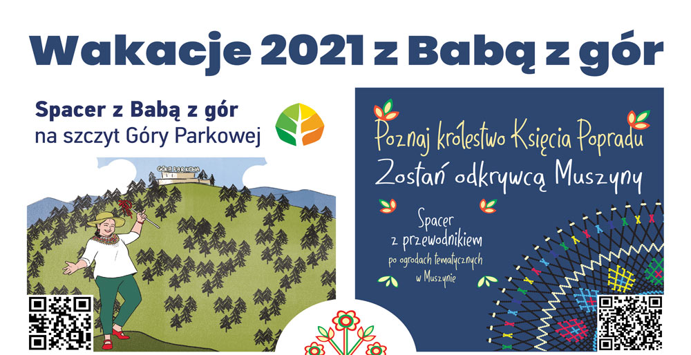 Wakacje 2021 z Babą z gór photo